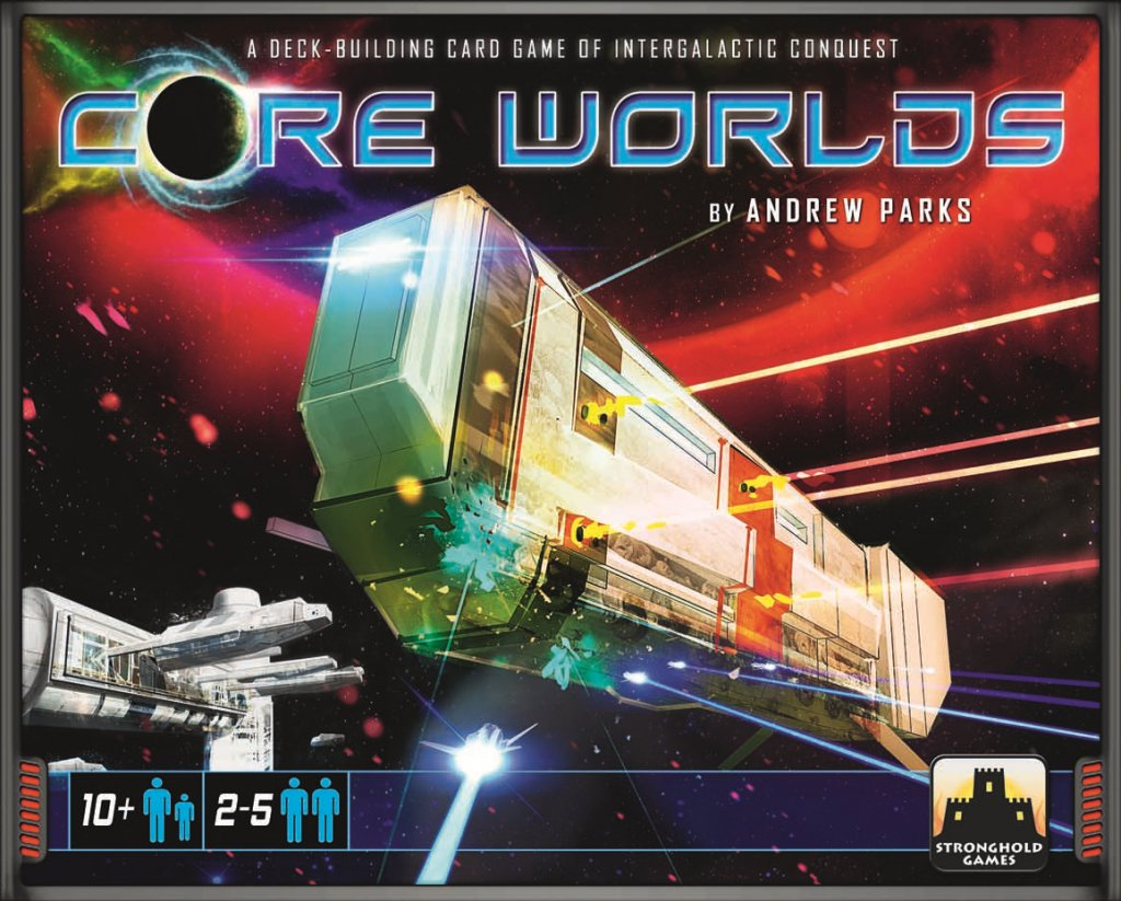 Core Worlds by Stronghold Games