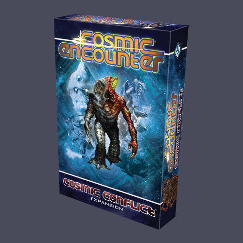 Cosmic Encounter: Cosmic Conflict by Fantasy Flight Games