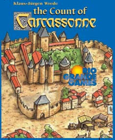 Carcassonne: the Count by Rio Grande Games