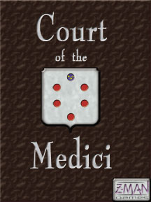 Court of Medici by Z-Man Games, Inc.