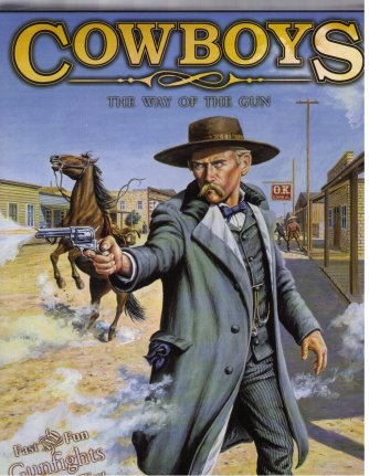 Cowboys by Worthington Games