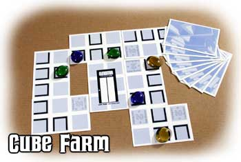 Cube Farm by Cheapass Games