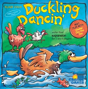 Duckling Dancin' (Chicken Cha Cha Cha expansion) by Rio Grande Games