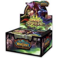 World of Warcraft TCG: Dark Portal Booster Display (contains 24 booster packs) by Upper Deck Company, LLC,