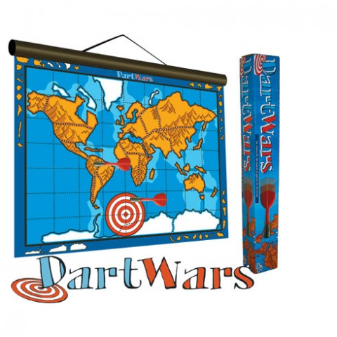 Dart Wars by Asmodee Editions