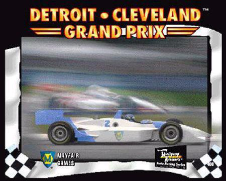 Detroit/Cleveland Grand Prix by Mayfair Games