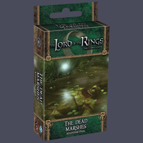 Lord of the Rings LCG: The Dead Marshes Adventure Pack by Fantasy Flight Games