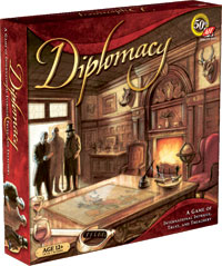 Diplomacy (50th Anniversary Edition) by Wizards of the Coast