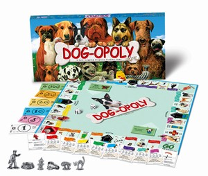 Dog-Opoly by Late For the Sky Production Co., Inc.