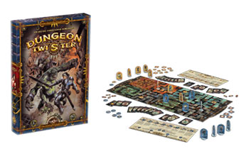 Dungeon Twister by Asmodee Editions