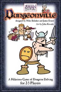 Dungeonville by Z-Man Games, Inc.