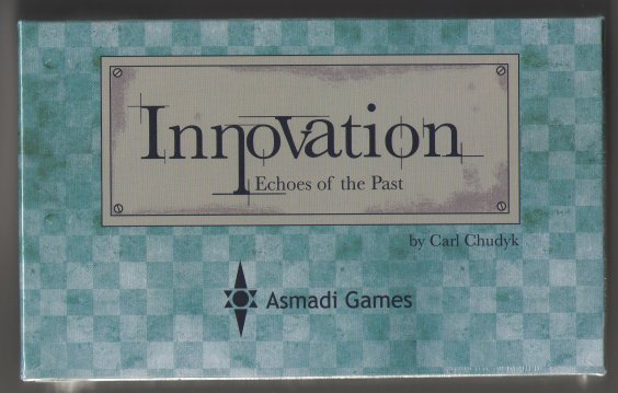 Innovation: Echoes of the Past by Asmadi Games
