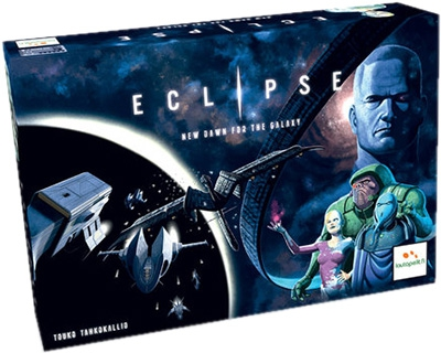 Eclipse: New Dawn for the Galaxy by Asmodee Editions