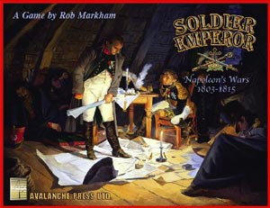 Soldier Emperor by Avalanche Press Ltd.