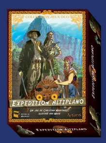 Expedition Altiplano by Asmodee