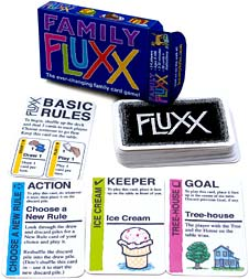 Family Fluxx Deck by Looney Labs