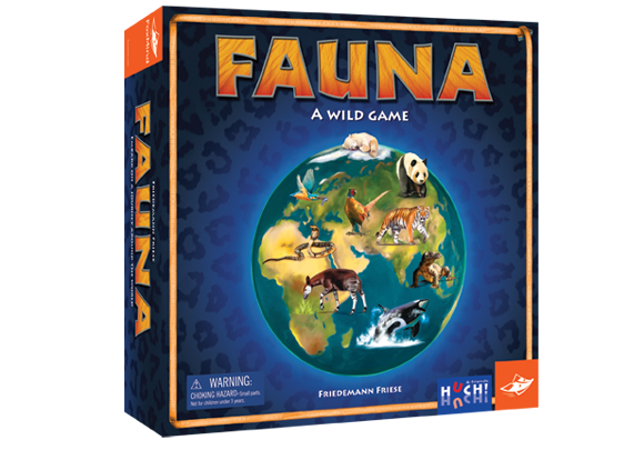 Fauna by FoxMind Games
