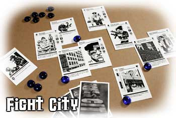 Fight City Boxed Set by Cheapass Games