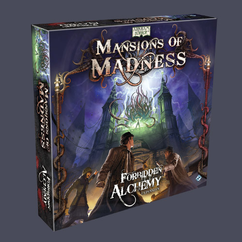 Mansions of Madness: Forbidden Alchemy by Fantasy Flight Games