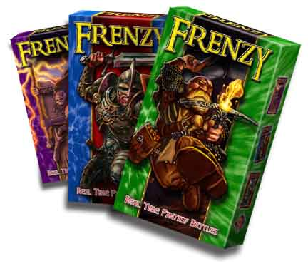 Frenzy! The Complete Collection by Fantasy Flight Games
