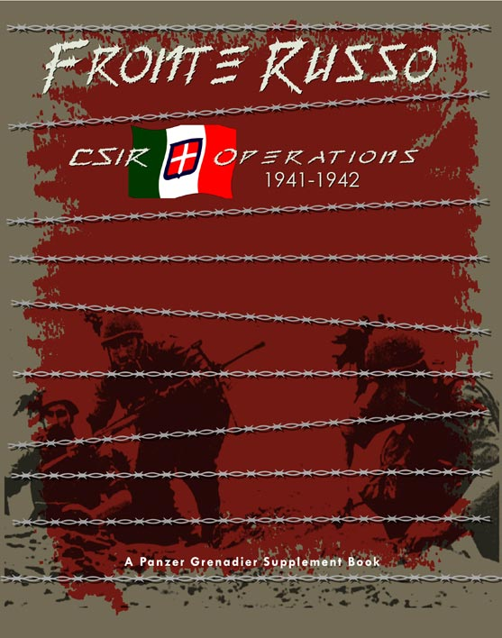 Panzer Grenadier: Fronte Russo by Avalanche Press, Ltd.