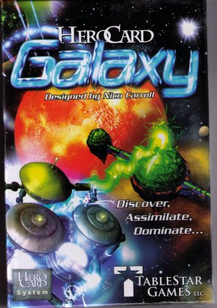 HeroCard: Galaxy Board Game by Tablestar Games