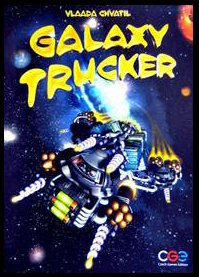 Galaxy Trucker by Rio Grande Games