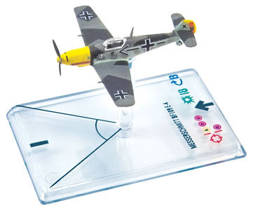 Wings Of War II: Messerschmitt Bf109 E-3 (Galland) by Fantasy Flight Games
