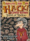 HACK! Card Game Tomb of Vectra : GAMEMASTER DECK (Knights of the Dinner Table) by Eden Studios    Kenzer and Company