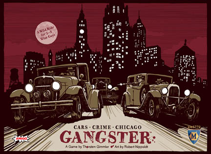 Gangster by Mayfair Games
