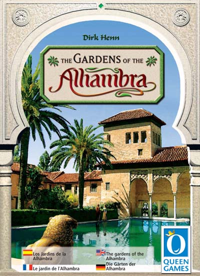 The Gardens of Alhambra by Rio Grande Games