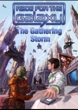 Race for the Galaxy : The Gathering Storm expansion by Rio Grande Games
