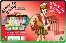 Glory To Rome (version I.V) by Cambridge Games Factory