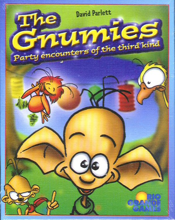 Gnumies (The Gnumies) by Rio Grande Games