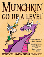 Munchkin: Go Up A Level by Steve Jackson Games