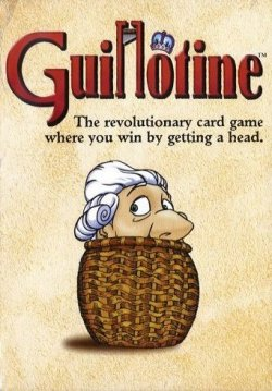 Guillotine by Avalon Hill