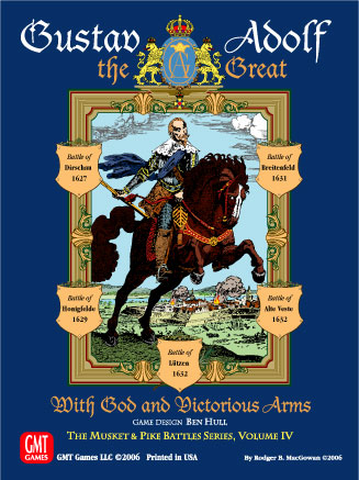 Gustav Adolph The Great by GMT Games