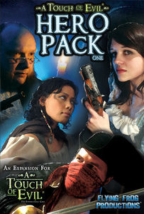 A Touch of Evil: Hero Pack 1 by Flying Frog Productions, LLC