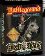 BFW High Elves Starter (Battleground Fantasy Warfare) by Your Move Games