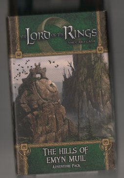 Lord of the Rings LCG: The Hills of Emyn Muil Adventure Pack by Fantasy Flight Games