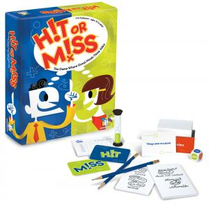 Hit Or Miss by Gamewright