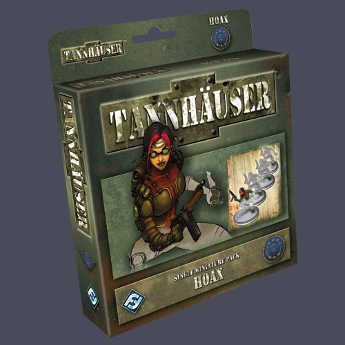 Tannhauser: Hoax by Fantasy Flight Games