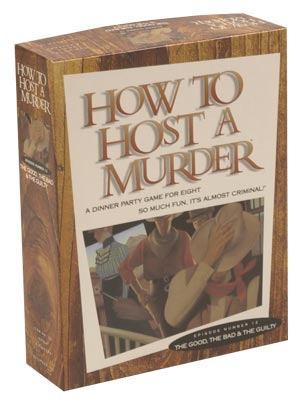 How to Host a Murder: Good, The Bad & The Guilty by Decipher