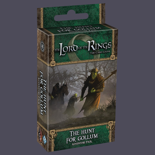 Lord Of The Rings LCG: The Hunt For Gollum by Fantasy Flight Games