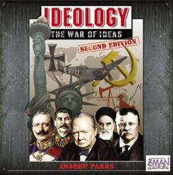 Ideology : The War of Ideas (Second Edition) by Z-Man Games, Inc.