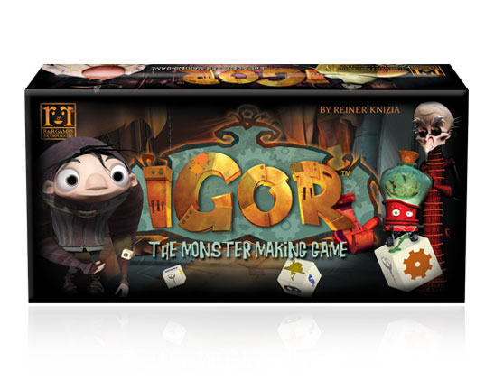 Igor: The Monster Making Game by R & R Games, Inc.