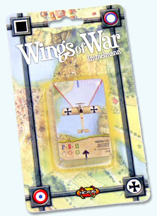 Wings Of War: Immelmann Booster Pack by Fantasy Flight Games