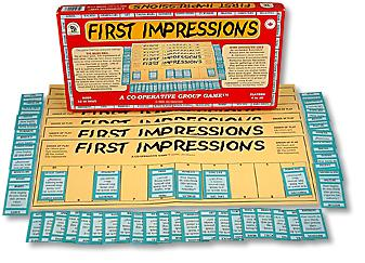 First Impressions by Family Pastimes
