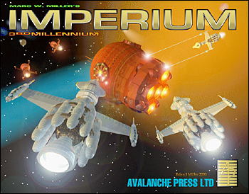Imperium, 3rd Millennium: Worlds In The Balance by Avalanche Press Ltd.