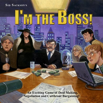 I'm The Boss by Face 2 Face Games